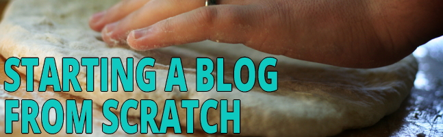 Starting a blog from scratch: 10 steps to take