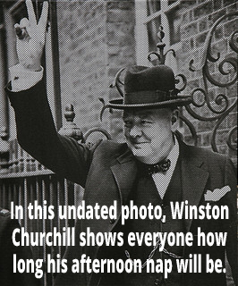 churchill_nap